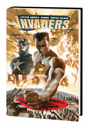 ALWAYS AN INVADER HARDCOVER ALEX ROSS COVER