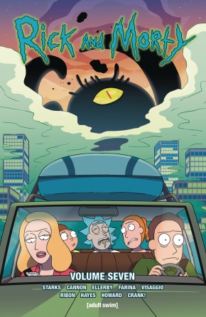 RICK AND MORTY VOLUME 7 GRAPHIC NOVEL