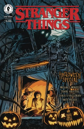 STRANGER THINGS HALLOWEEN SPECIAL ONE SHOT