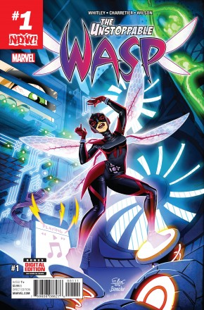 UNSTOPPABLE WASP #1 (2017 SERIES)