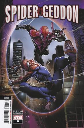SPIDERGEDDON #0 (2ND PRINTING)