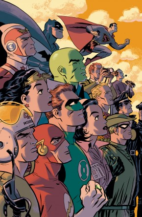 DC THE NEW FRONTIER BLACK LABEL GRAPHIC NOVEL (NEW EDITION)
