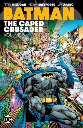 BATMAN THE CAPED CRUSADER VOLUME 5 GRAPHIC NOVEL