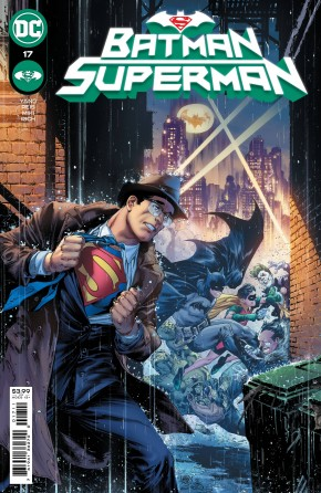 BATMAN SUPERMAN #17 (2019 SERIES)