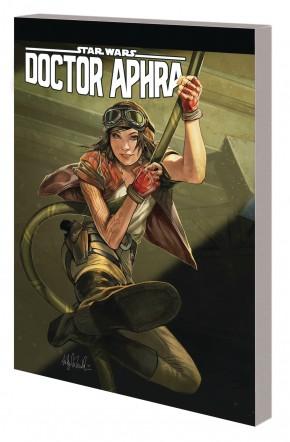 STAR WARS DOCTOR APHRA VOLUME 6 UNSPEAKABLE REBEL SUPERWEAP GRAPHIC NOVEL