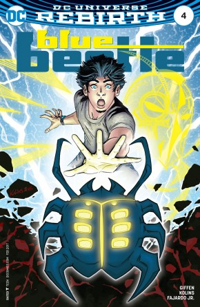 BLUE BEETLE VOLUME 4 #4