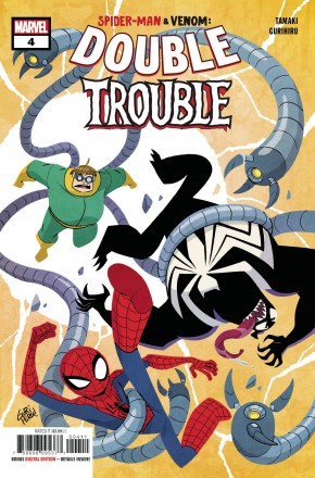 SPIDER-MAN & VENOM DOUBLE TROUBLE #4