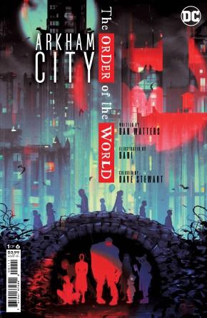 ARKHAM CITY ORDER OF THE WORLD #1