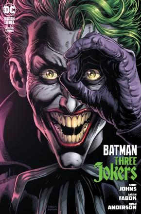 BATMAN THREE JOKERS #3