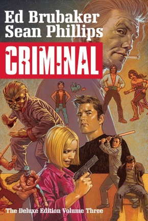 CRIMINAL DELUXE EDITION VOLUME 3 HARDCOVER