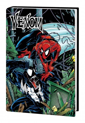 VENOM BY MICHELINIE AND MCFARLANE GALLERY EDITION HARDCOVER