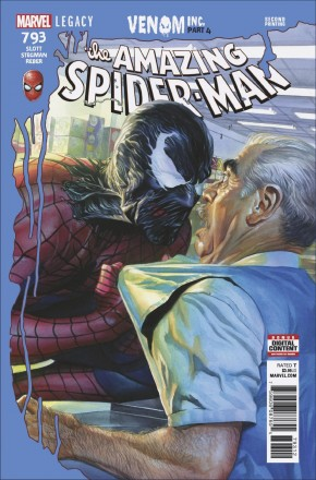 AMAZING SPIDER-MAN #793 (2015 SERIES) 2ND PRINTING