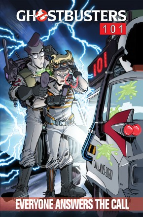 GHOSTBUSTERS 101 EVERYONE ANSWERS THE CALL GRAPHIC NOVEL