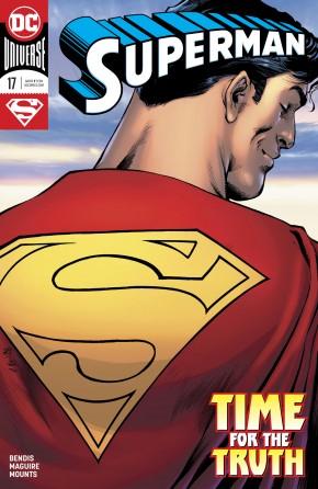 SUPERMAN #17 (2018 SERIES)