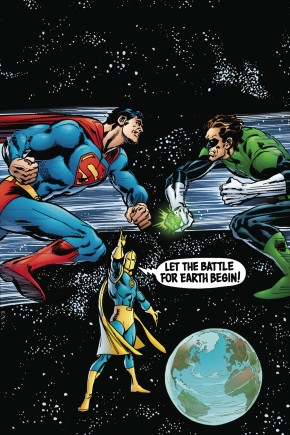 WORLDS FINEST GUARDIANS OF THE EARTH HARDCOVER