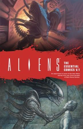 ALIENS ESSENTIAL COMICS VOLUME 1 GRAPHIC NOVEL