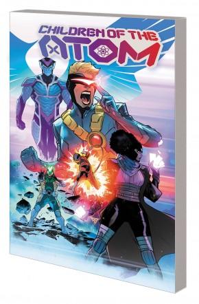 CHILDREN OF THE ATOM BY VITA AYALA VOLUME 1 GRAPHIC NOVEL