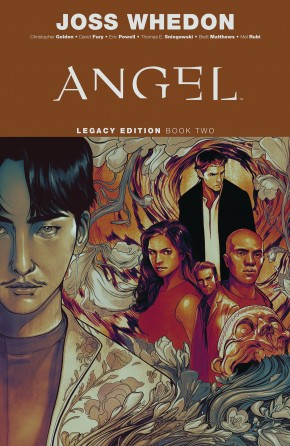 ANGEL LEGACY EDITION VOLUME 2 GRAPHIC NOVEL