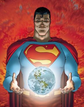 ALL STAR SUPERMAN BLACK LABEL GRAPHIC NOVEL