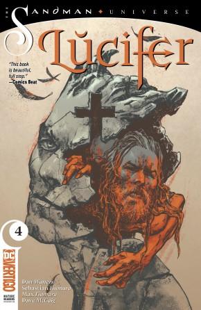 LUCIFER #4 (2018 SERIES)