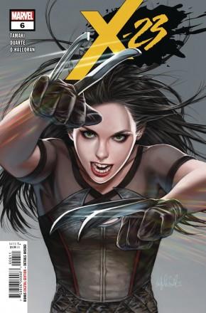 X-23 #6 (2018 SERIES)