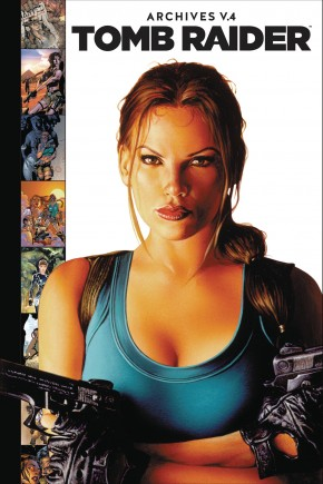 TOMB RAIDER ARCHIVES VOLUME 4 HARDCOVER