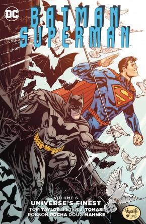BATMAN SUPERMAN VOLUME 6 UNIVERSES FINEST GRAPHIC NOVEL
