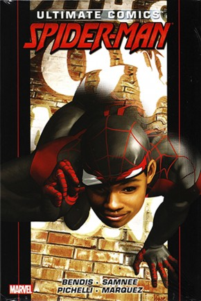 ULTIMATE COMICS SPIDER-MAN BY BENDIS VOLUME 2 HARDCOVER