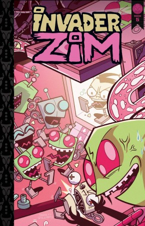 INVADER ZIM VOLUME 5 HARDCOVER