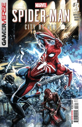 SPIDER-MAN CITY AT WAR #3