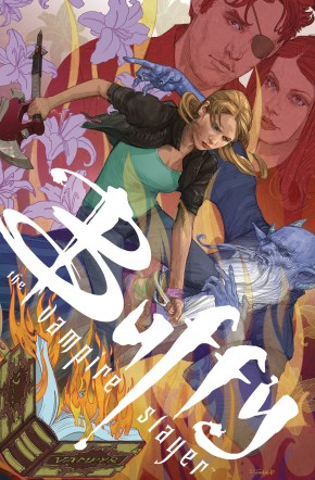 BUFFY THE VAMPIRE SLAYER SEASON 10 VOLUME 3 LIBRARY EDITION HARDCOVER