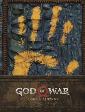 GOD OF WAR LORE AND LEGENDS HARDCOVER