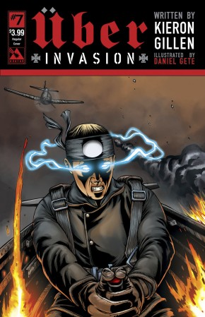 UBER INVASION #7