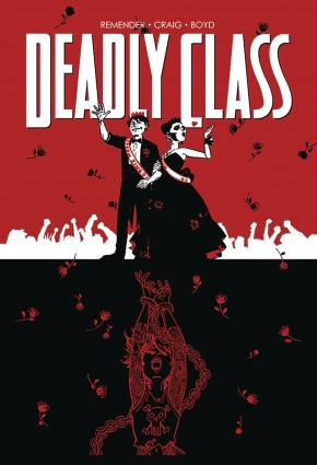 DEADLY CLASS VOLUME 8 NEVER GO BACK GRAPHIC NOVEL