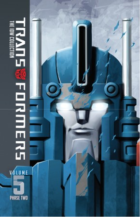 TRANSFORMERS IDW COLLECTION PHASE TWO VOLUME 5 HARDCOVER