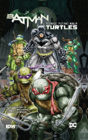 BATMAN TEENAGE MUTANT NINJA TURTLES VOLUME 1 GRAPHIC NOVEL