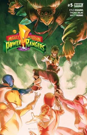 MIGHTY MORPHIN POWER RANGERS #5