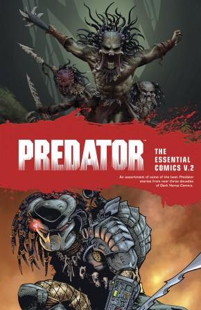 PREDATOR THE ESSENTIAL COMICS VOLUME 2 GRAPHIC NOVEL