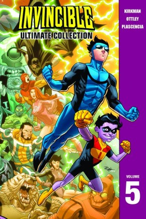 INVINCIBLE VOLUME 5 ULTIMATE COLLECTION HARDCOVER
