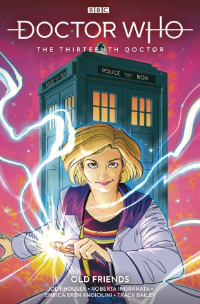 DOCTOR WHO THE 13TH DOCTOR VOLUME 3 OLD FRIENDS GRAPHIC NOVEL