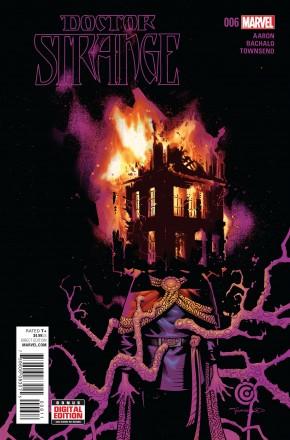 DOCTOR STRANGE #6 (2015 SERIES)