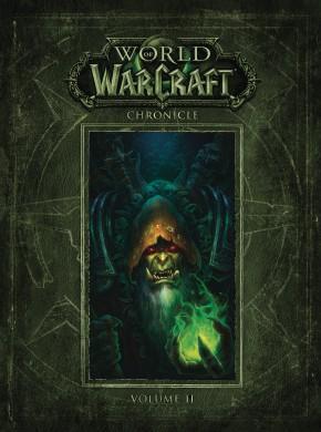 WORLD OF WARCRAFT CHRONICLE VOLUME 2 HARDCOVER