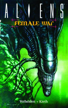 ALIENS VOLUME 3 FEMALE WAR REMASTERED GRAPHIC NOVEL