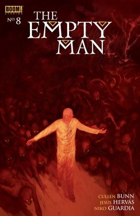 EMPTY MAN #8 (2018 SERIES)
