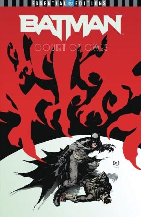 BATMAN THE COURT OF OWLS SAGA ESSENTIAL EDITION GRAPHIC NOVEL