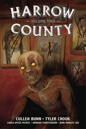 HARROW COUNTY LIBRARY EDITION VOLUME 2 HARDCOVER