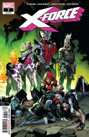 X-FORCE #7 (2018 SERIES)