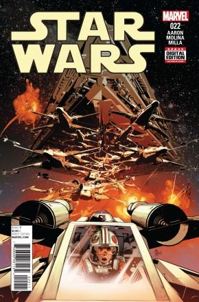 STAR WARS VOLUME 4 #22
