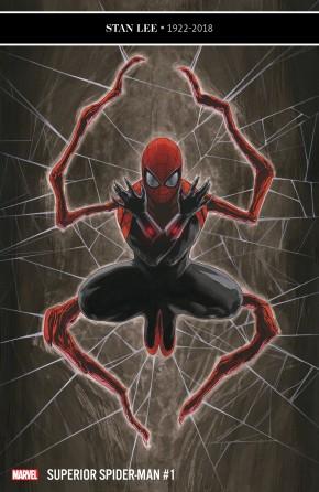 SUPERIOR SPIDER-MAN #1 (2018 SERIES)