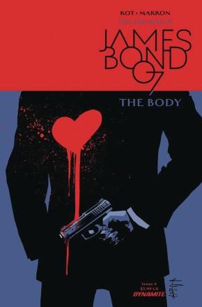 JAMES BOND THE BODY #4